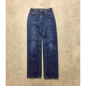 Levi's vintage boyfriend jeans long to roll/cuff 6